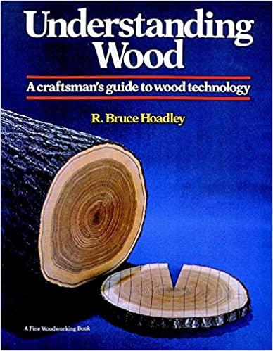 Understanding Wood by R. Bruce Hoadley